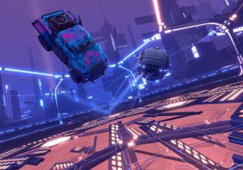 Dropshot chega hoje a Rocket League!