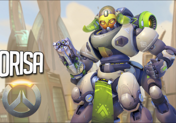 Orisa, a nova personagem de Overwatch