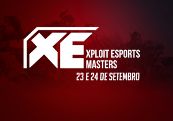 XPLOIT eSports Masters tem nova data!