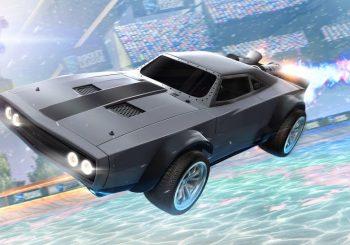 Fate of the Furious estreou primeiro em Rocket League!