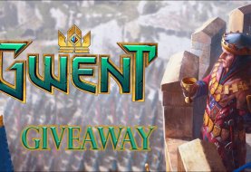 Giveaway 3 Keys para o Closed Beta de Gwent!