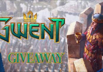 Giveaway 3 Keys para o Closed Beta de Gwent!