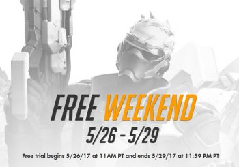 Free Weekend em Overwatch!