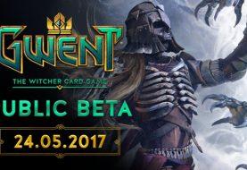 Gwent já se encontra em Open Beta!