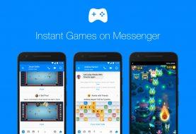 Instant Games on Messenger, uma nova forma de jogar!