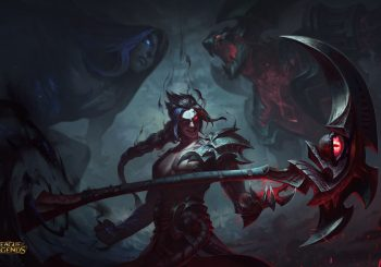 Kayn, o novo champion de League of Legends