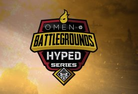 Começa amanhã a OMEN Battlegrounds Hyped Series