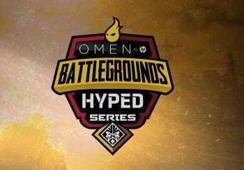 Começa amanhã a OMEN Battlegrounds Hyped Series