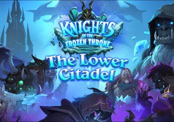 Knights of the Frozen Throne: The Lower Citadel