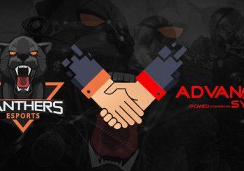 Panthers eSports fundem-se com a ADVANCE SYNC