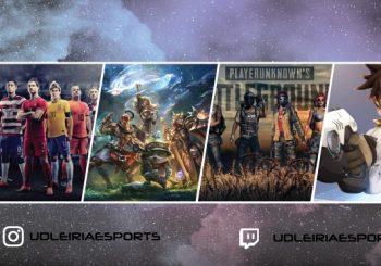 UDLeiria entra nos eSports!