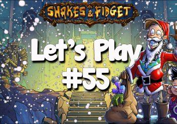 Let's Play Shakes & Fidget #55 - Atualização de Natal