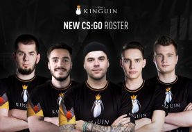 fox e MUTiRiS na Team Kinguin