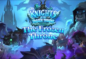 Knights of the Frozen Throne: The Frozen Throne