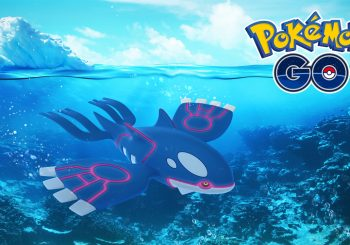 As Raids de Kyogre chegaram!