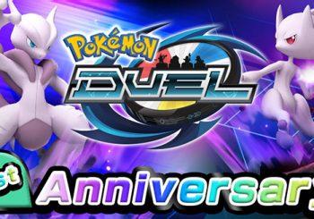 Celebra o 1º Aniversário de Pokémon Duel com prémios!