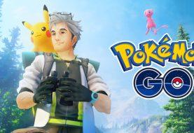 Quests e Mew a caminho de Pokémon GO!