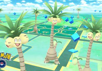 Alolan Exeggutor disponível em Pokémon GO