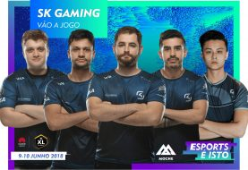 SK Gaming confirmados no Moche XL eSports!