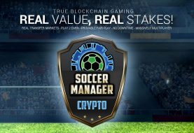 Soccer Manager Crypto, treinadores na blockchain!