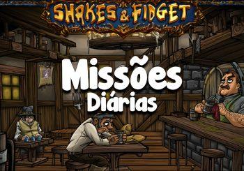 Shakes & Fidget - Summer Update