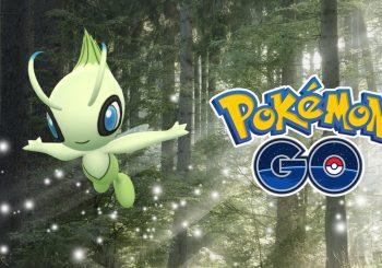 Celebi a caminho de Pokémon GO!