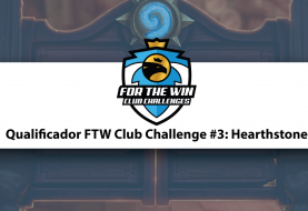 Qualificador de Hearthstone dos FTW Club Challenges #3