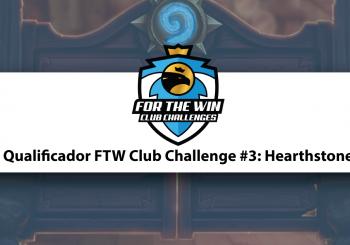 Qualificador de Hearthstone dos FTW Club Challenges #3