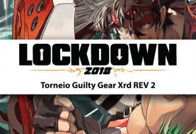 Guilty Gear Xrd REV2 no Lockdown 2018