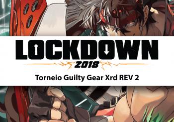 Guilty Gear Xrd REV2 no Lockdown 2018