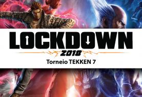 Tekken 7 com um novo campeão no Lockdown 2018