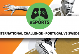 International Challenge - Portugal vs Sweden