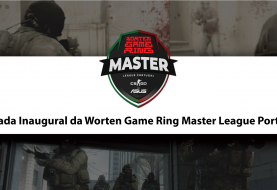 Início da Worten Game Ring Master League Portugal