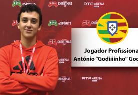"""Entrevista a António """"Godiiiinho"""" Godinho"""
