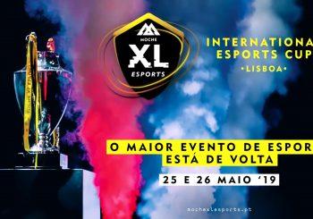 Moche XL Esports já tem data para 2019!