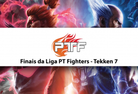 Finais da Liga PT Fighters - Tekken 7