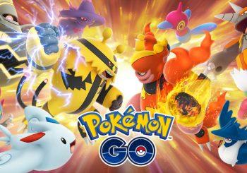 PvP a caminho de Pokémon GO!