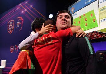 Portugal no Top 4 da FIFA eNations Cup!