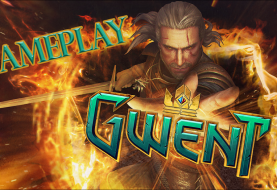 Gameplay de Gwent: The Witcher Card Game