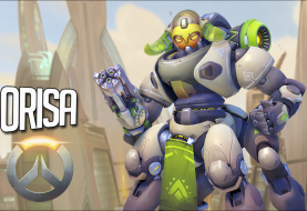 Orisa, a nova personagem de Overwatch