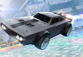 Fate of the Furious estreou primeiro em Rocket League!