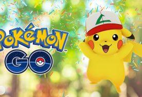 Pokémon GO celebra o seu primeiro aniversário!