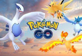 Lugia e Articuno, os primeiros lendários de Pokémon GO!