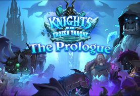 Knights of the Frozen Throne: The Prologue