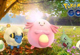 Celebra o equinócio em Pokémon GO