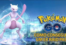Como conseguir um EX Raid Pass em Pokémon GO