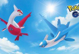 Latios e Latias chegaram a Pokémon GO!