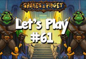 Let's Play Shakes & Fidget #61 – Atualização de Páscoa