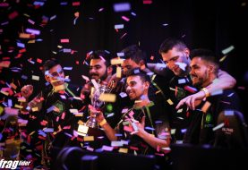 Hexagone eSports vencem o Omen Eurogamer Challenge!
