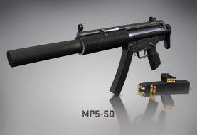 MP5-SD disponível em CS:GO
